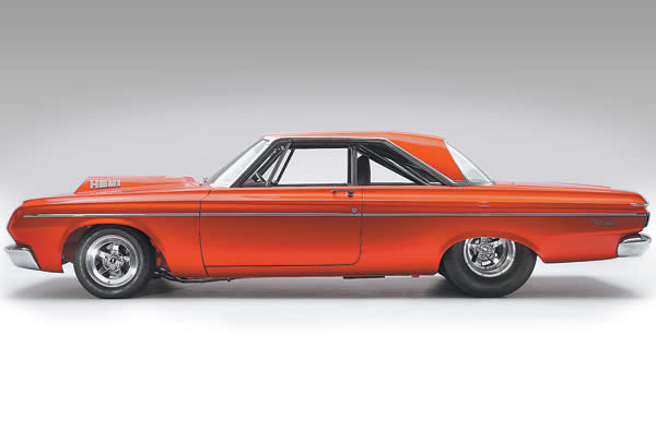 Time Machine: John Susong's 1964 Plymouth Sport Fury