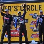 Jason Line Earns First Firebird Win in All-Summit Final at NHRA Arizona Nationals
