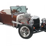 100 Percent Prime: Rich Schneider's 1927 Ford Roadster