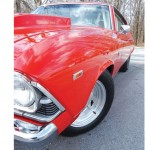 Rated Z: Mike Zayas' 1969 Chevelle SS396
