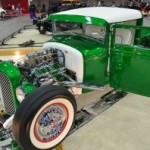 Photo Gallery: St. Patrick's Day Parade (of Hot Rods)!