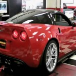 Video: 2009 Corvette ZR1 Exhaust Dyno Test at Magnaflow