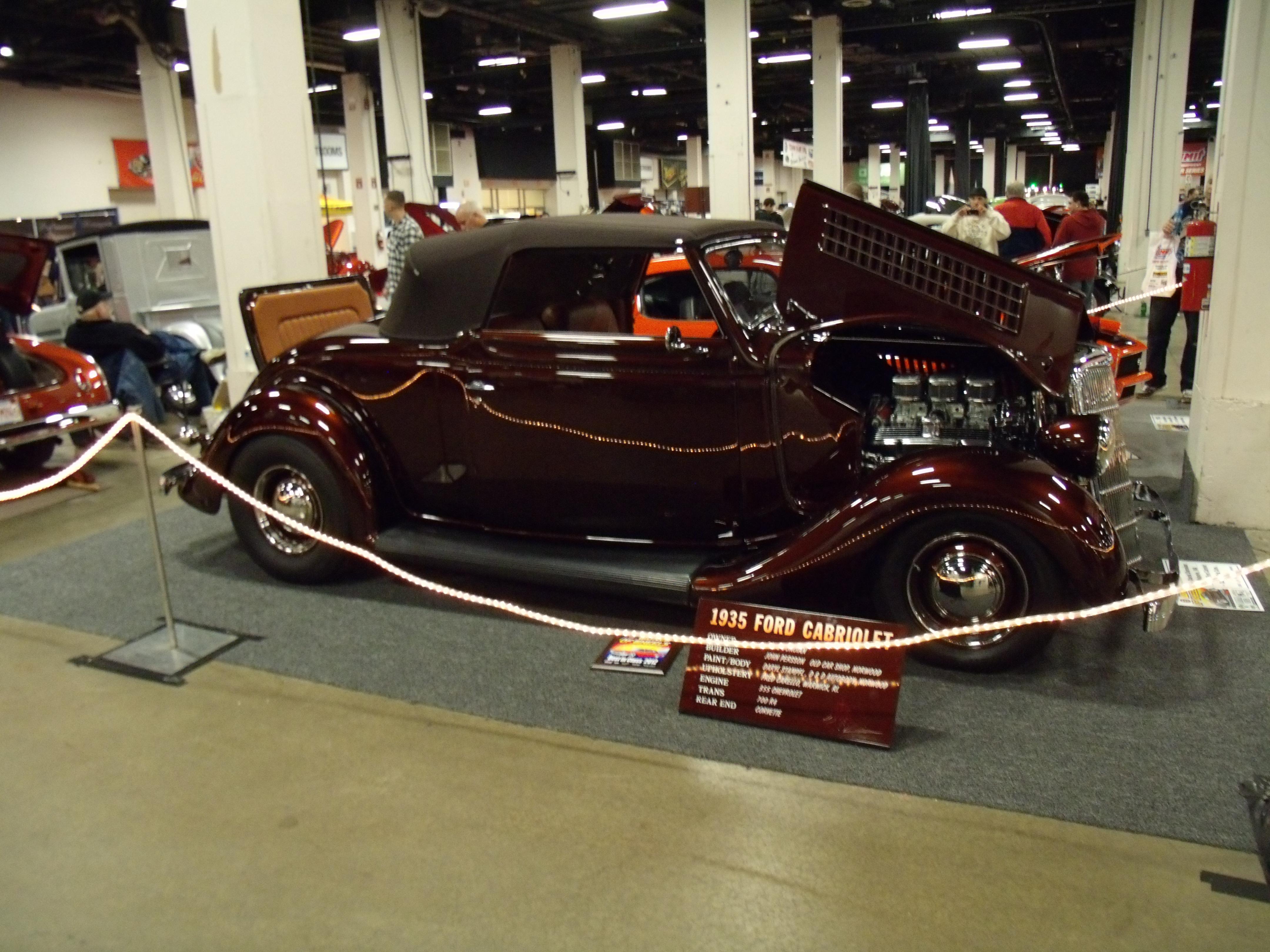 Photo Gallery Boston World Of Wheels OnAllCylinders - World of wheels car show boston