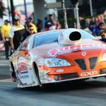 Anderson and Line Disappointed in Houston Performance, Remain Atop NHRA Pro Stock Standings