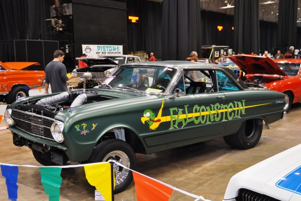 Piston Power Show 11 Cle Car