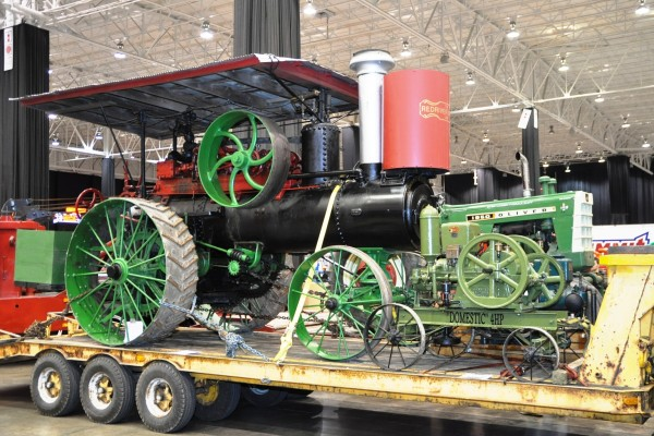 Piston Power Show 11 Cle tractor 2