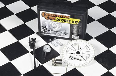 Comp Cams Degree Kit, Slide 1