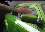 Video: Shaved Car Doors Offer Touch-To-Open Feature