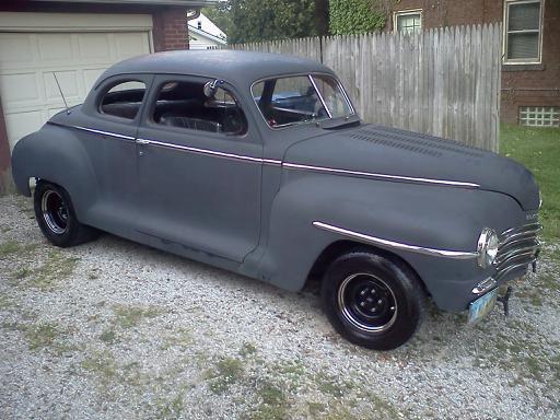 1948 Plymouth Chris M
