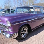 1955 Chevy Bel Air shared by Sverker S. from Sweden.