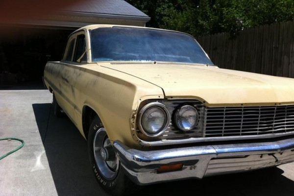 1964 Chevy Bel Air Brenden K