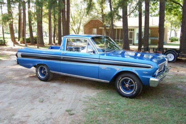 1964 Ford Falcon Ranchero Leroy J