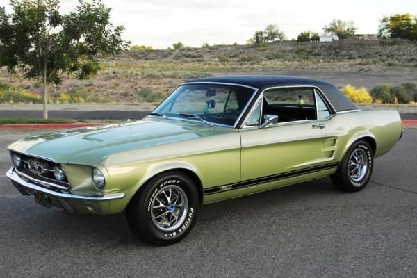 1967 Ford Mustang Eddie T