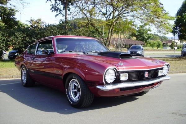 1974 Maverick GT Clovis M