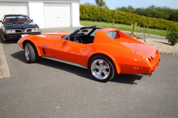 1976 Chevy Corvette Matty M