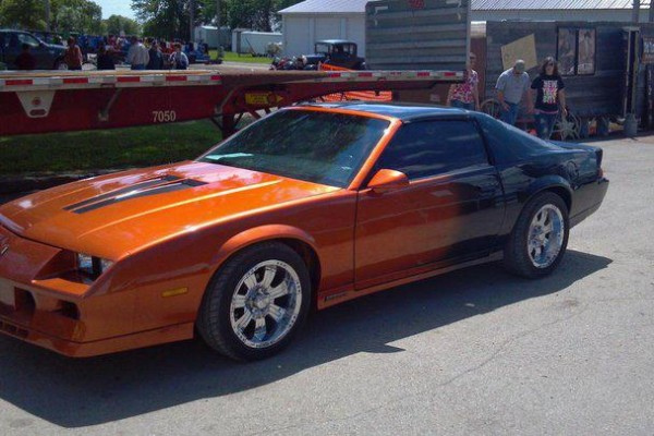 1983 Chevy Camaro Adam T