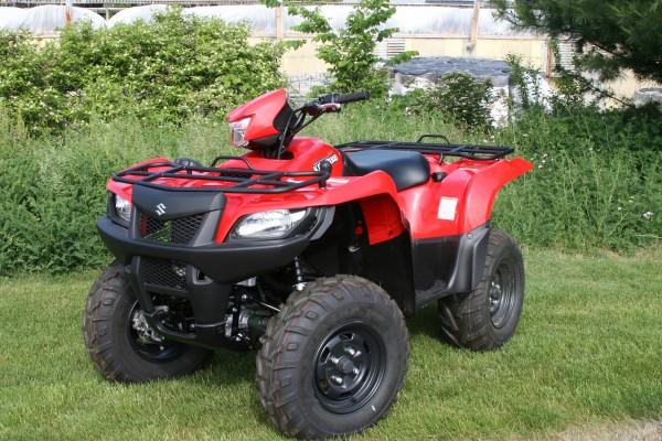 ATV build 006