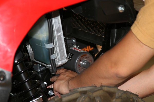 ATV build 018