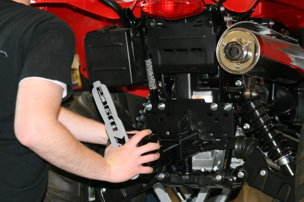 ATV build 029