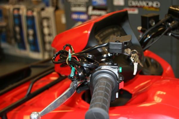 ATV build 030