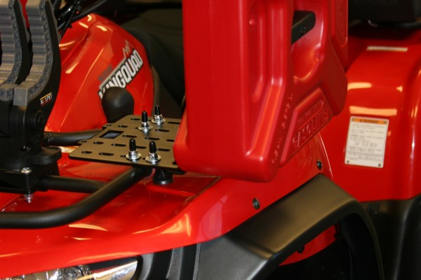 ATV build 130