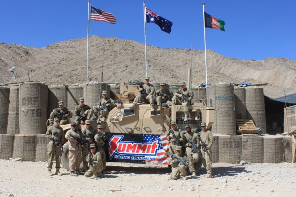Afghanistan Summit Fans
