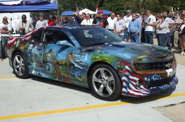 American Pride Camaro 1