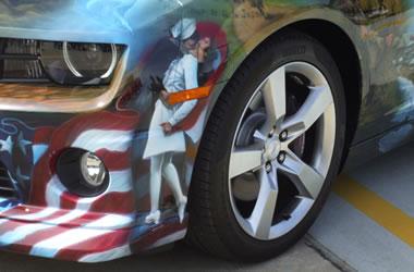 American Pride Camaro 2