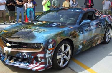 American Pride Camaro 3