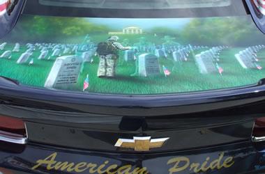 American Pride Camaro 8