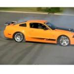 Video: Insane Steeda Q350 Mustang Burnouts