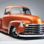 Showstopper: Ron & Lynda Carpenter's '48 Chevy Pickup