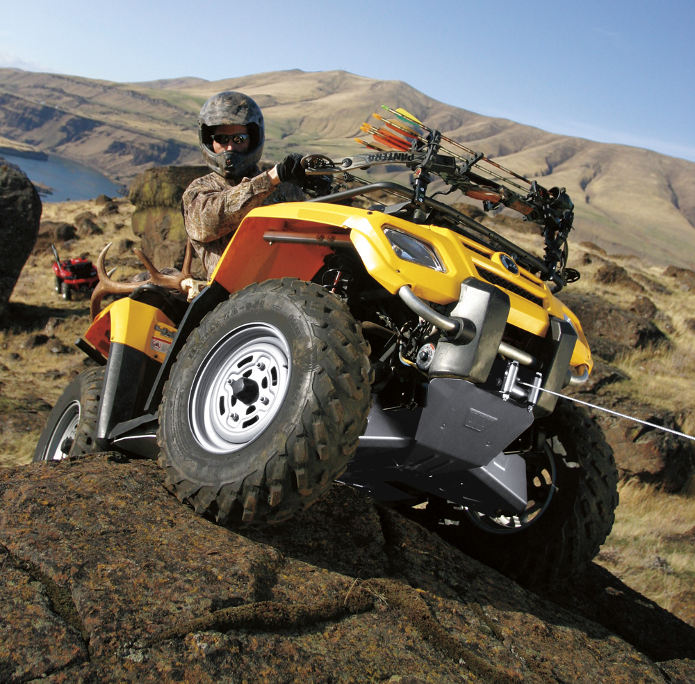 How to Choose a Winch for ATVs and Side by Side UTVs