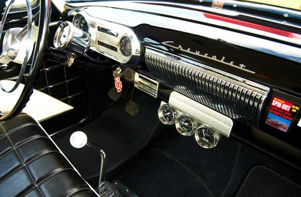 Mastering the Trade: Scott Benson's 1953 Chevy 2-Door and Don Benson's 1963 Ford Fairlane ...