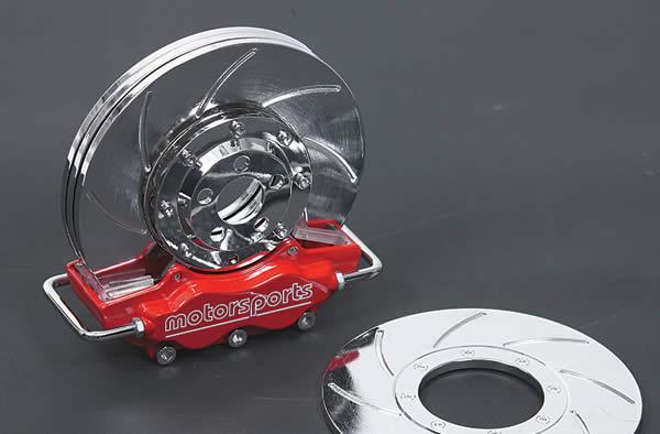 Disc Brake Coasters