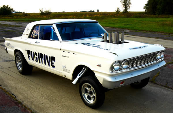 The Fugitive Race Car