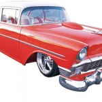Shoebox Hero: Denny Terzich's 1956 Chevy