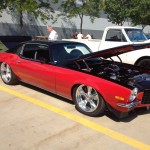 Super Summit 2012: Gallery of Muscle