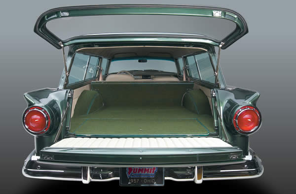 1957 Ford Del Rio Wagon For Sale | Autos Post