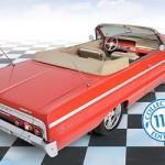 Drop Top Destiny: Tim Tuel's 1964 Impala SS Convertible