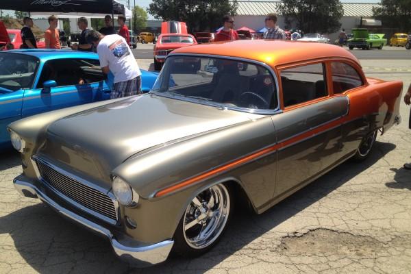 Chevy Bel-Air at Goodguys