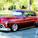 Old Meets New: Dennis Foley's 1950 Olds Holiday 88