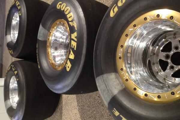 Racing slicks