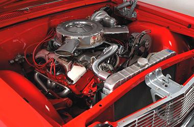 Drop Top Destiny Tim Tuel S 1964 Impala Ss Convertible