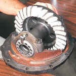 Swap Feat: Upgrading a Ford 9-Inch Rear Axle with Larger Gears
