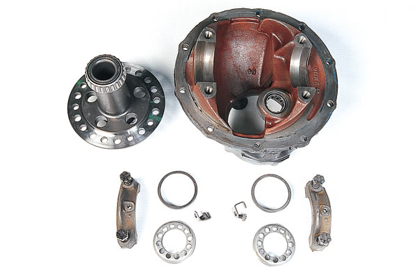 Nine Inch Ford Parts List : Swap feat upgrading a ford inch rear axle with larger
