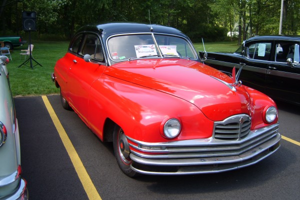 1948 Packard Club Coupe