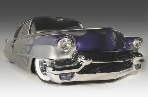 1956 Cadillac Sedan de Ville 1