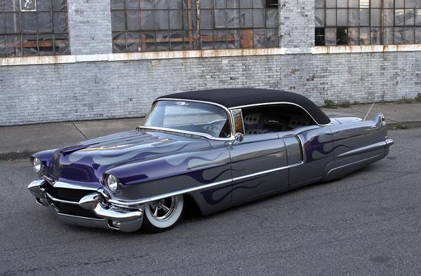 1956 Cadillac Sedan de Ville 3