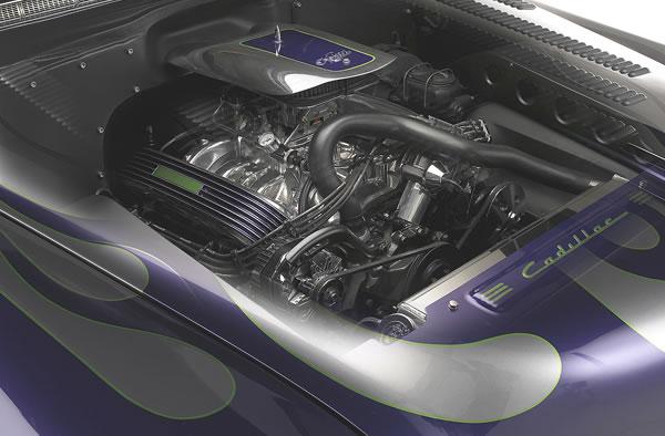 1956 Cadillac Sedan de Ville 5